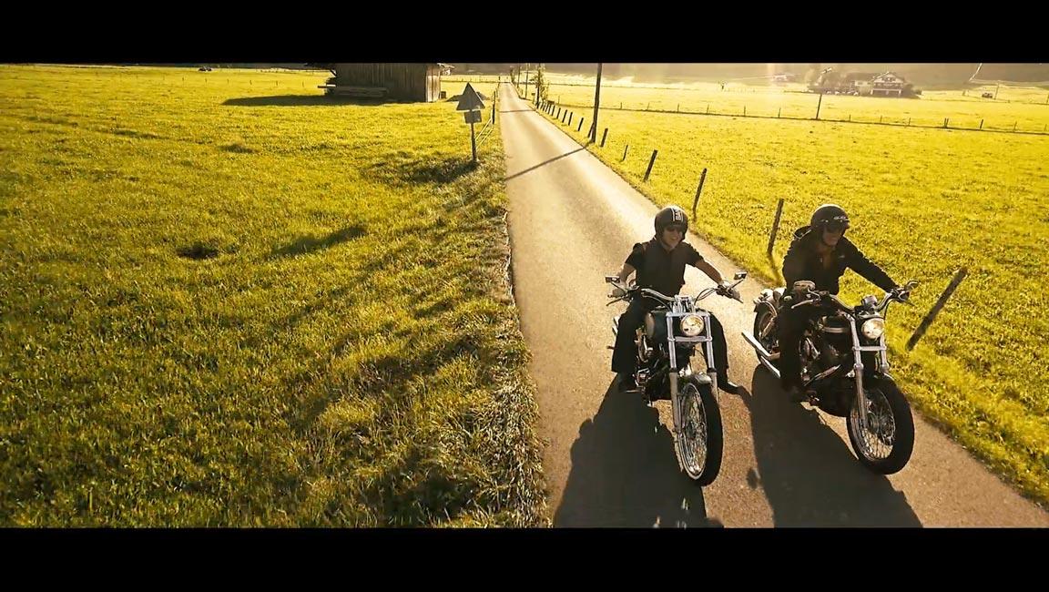 Harley Road-Trip