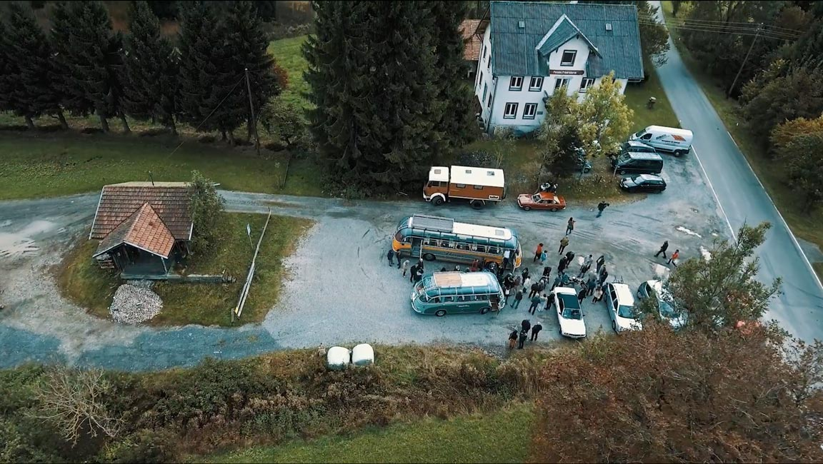 Bustour - Wallers Letzter Gang
